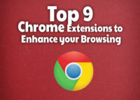 Top 9 chrome extensions to Enhance your Browsing Experience