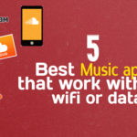 music apps that work without wifi