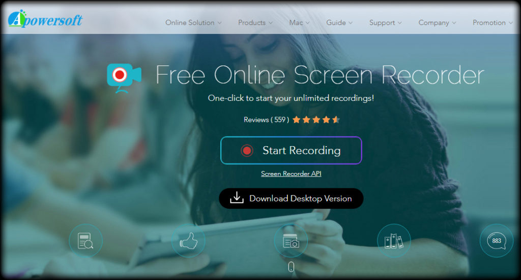 Apowersoft best free screen recorders to Record video tutorials